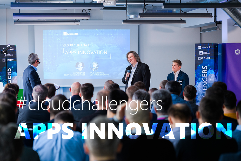 APPS INNOVATION Cloud Challengers