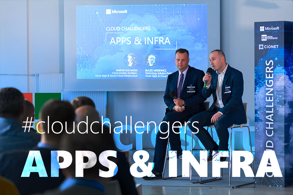 APPS and INFRA Cloud Challengers